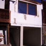 Fassadengeslatung